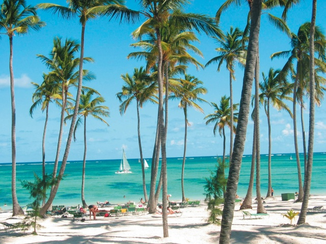 Plage Republique Dominicaine