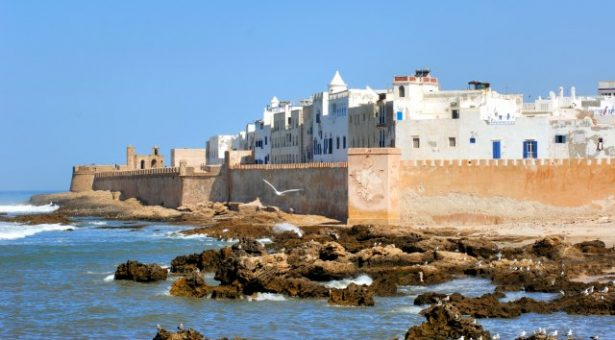 Un week-end de détente à Essaouira